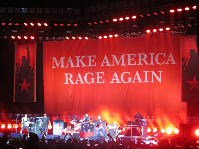 Prophets Of Rage @ Tinley Park, IL 9/3/2016