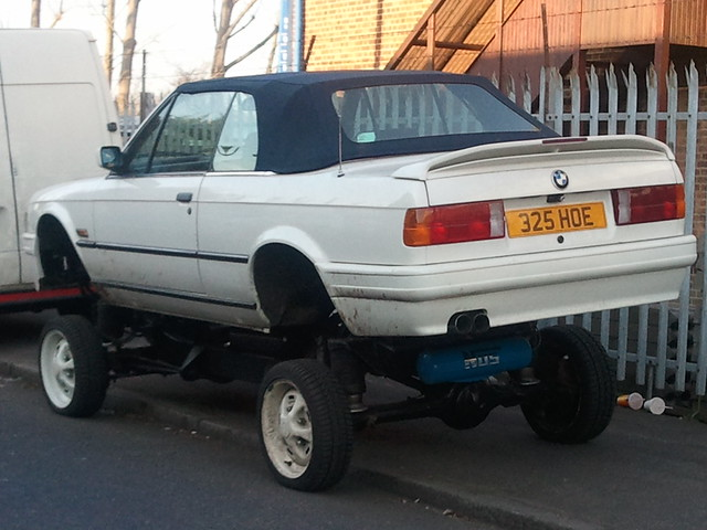 Bmw Monster Truck So How Do You Put Stuff In The Boot