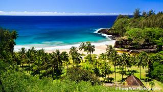 Secluded Beach, South Kauai