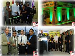 Inauguran Cooperativa La Mocana