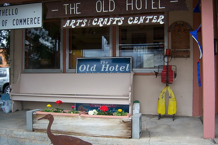 Old Hotel Gallery