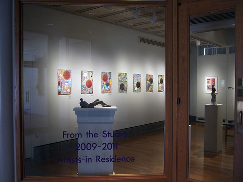 From the Studio: 2009 - 2011 Artists-in-Residence