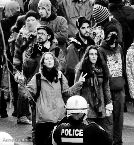 Manifestation Contre brutalité policière
