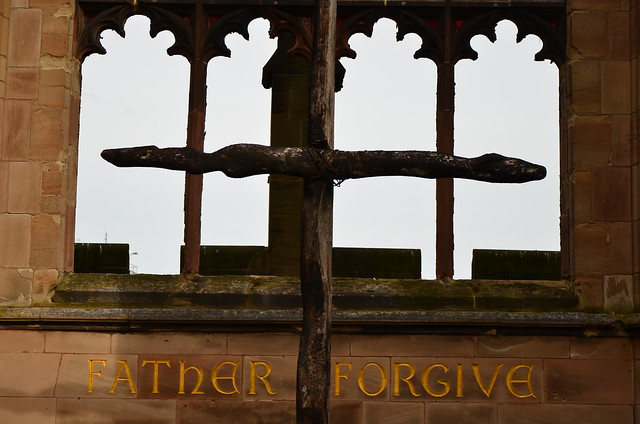 Father Forgive from Flickr via Wylio