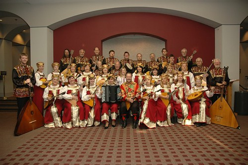Atlanta Balalaika Society group photo