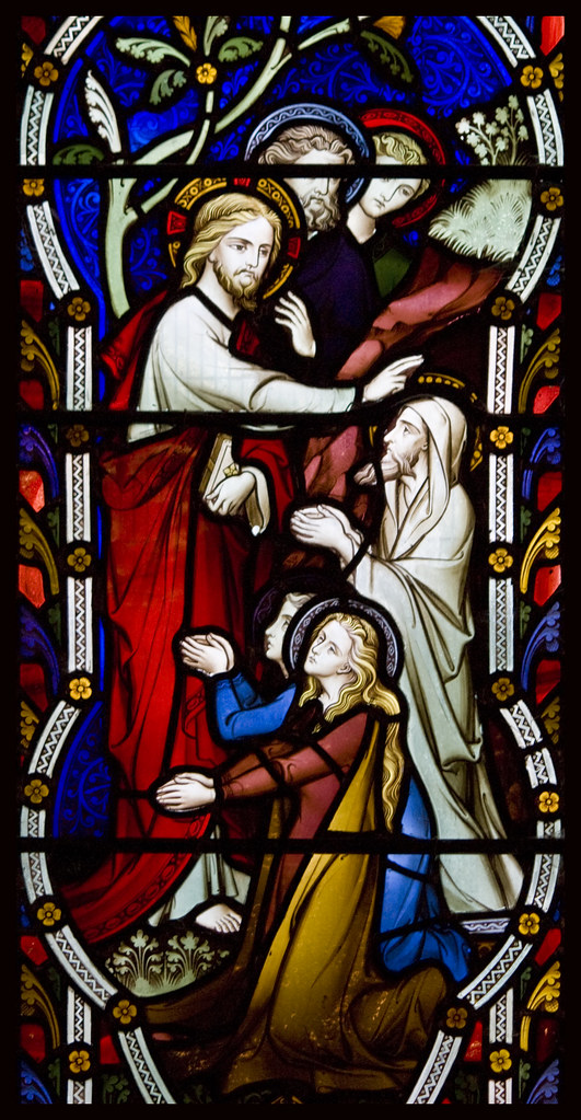 Jesus calls Lazarus to Life