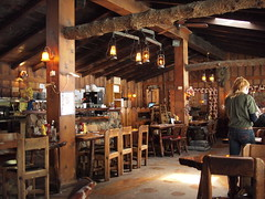 wood, restaurant, cafã©,