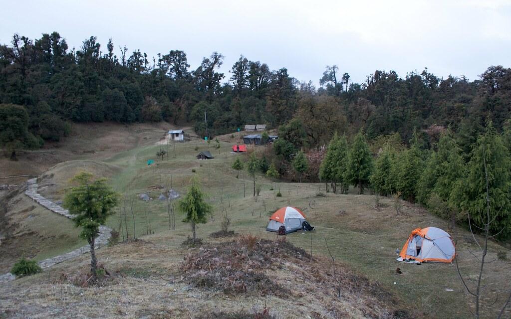 Campsite Deoriatal