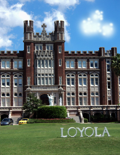Loyola University New Orleans Campus Tour