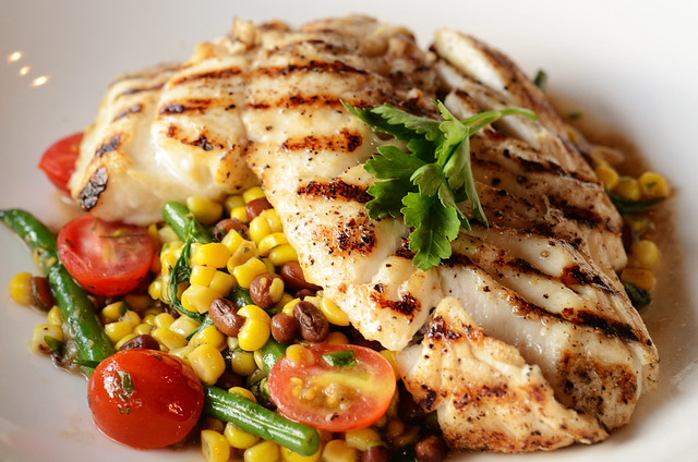 how to cook triggerfish on grill