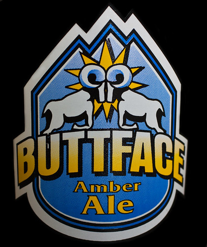 Buttface Amber Ale