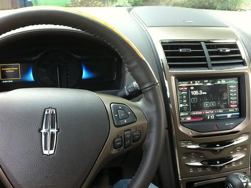 Dash & Steering Wheel