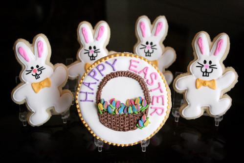 Easter Cookies.