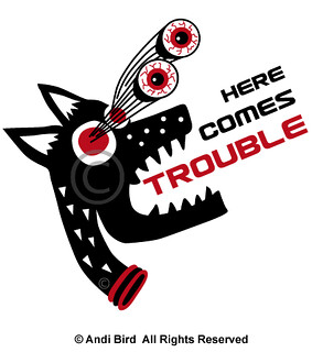 Here Comes Trouble 5 graphic