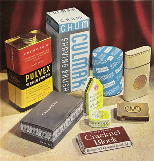 Packaging Design - 1939/40
