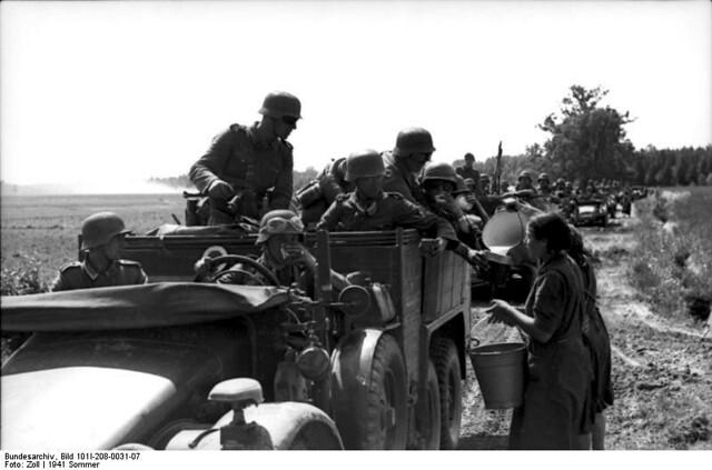 Protz-Kraftwagen Kfz. 70 (« Krupp-Protze »)