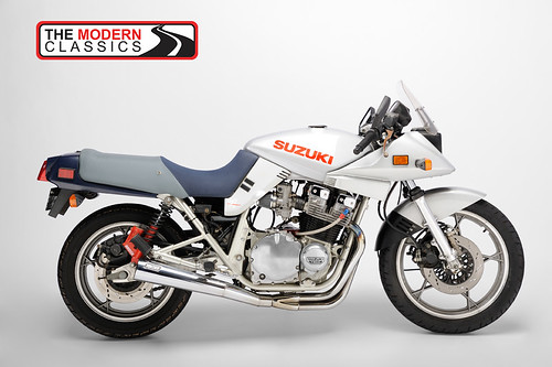 1982 Suzuki GS1000SZ Katana