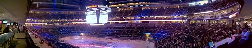 Game 5 Stanley Cup Playoffs Penguins vs Lightning at the Consol Energy Center