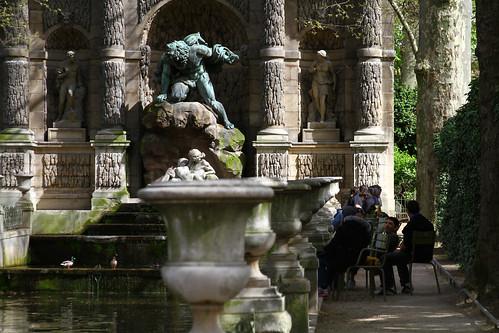 Fontaine de Medici