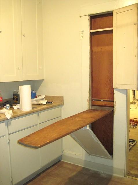 Built In Ironing Board Flickr Photo Sharing