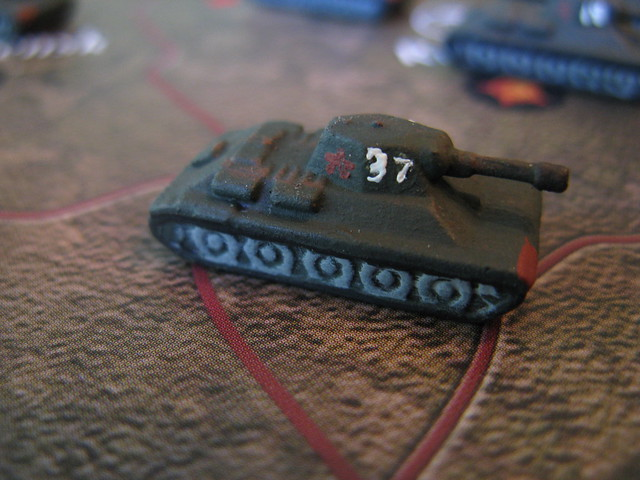 A Painting Tutorial Guide and Resource for Axis and Allies