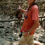 Deep in Mud in the Sundarbans - Bangladesh
