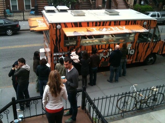 Korilla Bbq Food Truck Race