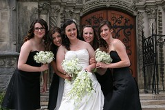 Heather and the Bridesmaids