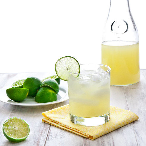 Homemade Margarita Mix Recipe