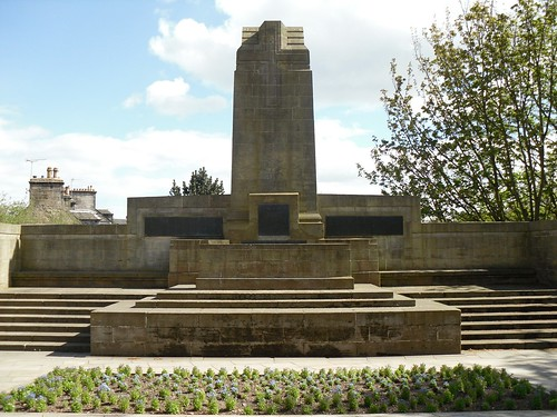 World War 1 Memorial, Dunfermline