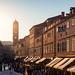 Croatia, Dubrovnik - Stradun Gold...