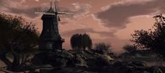 We all take a turn at tilting at windmills