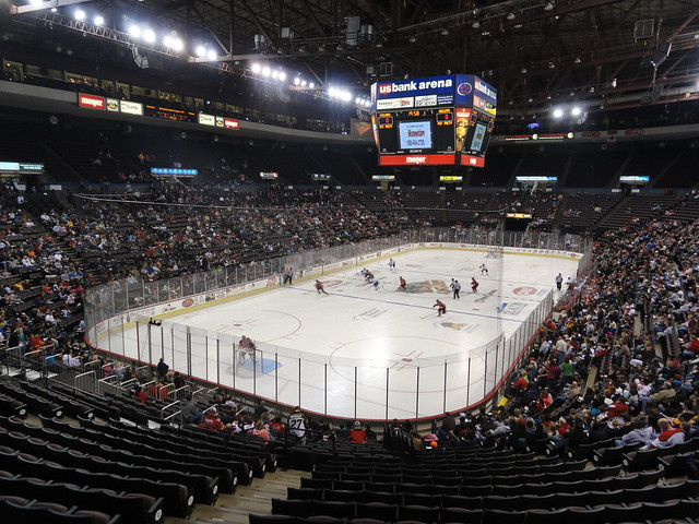 US Bank Arena | Flickr - Photo Sharing!