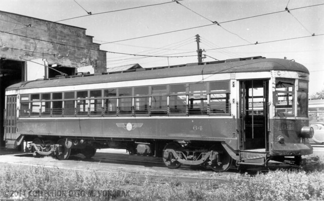 Rochester Subway Car 64 At General Motors Plant Rochester Ny 1950s Flickr Photo Sharing