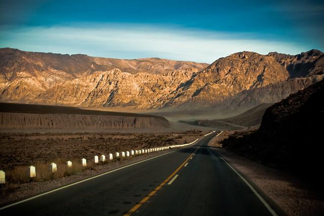 Ruta 7 - Mendoza - Argentina