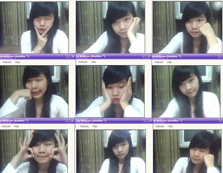 my webcam :*