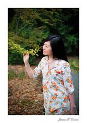 Hatley Garden Portrait