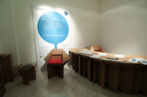 Pure Water Vision: the Exhibition