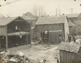 Delco Reconstruction and Relief Crew, Dayton, OH - 1913 Flood