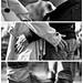 Triptychs of Strangers #13, The Couple II - Hamburg by adde adesokan