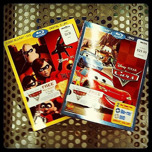 The Incredibles Toys R Us : Toys r us cars and the incredibles on blu ray for only