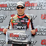 Jeff Gordon Talladega 2011