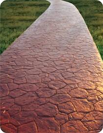 Hormigon impreso la mejor opci n para tu obra for Bloques de cemento para pisos de jardin