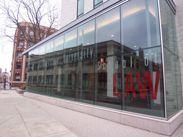 northeastern school of law building