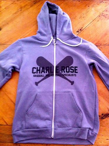 Charlie Rose Hoodie