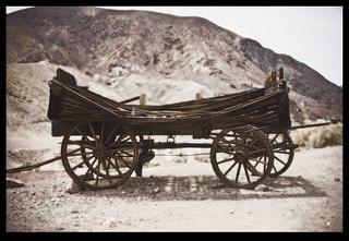 Ole wagon,Calico CA.