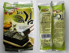 Snack nori Olive taste