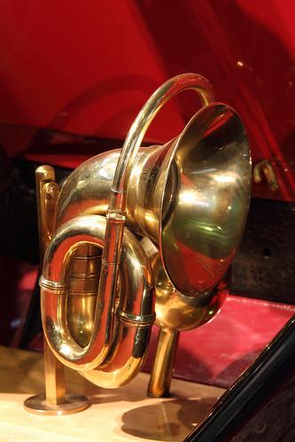 Opel Torpedo horn
