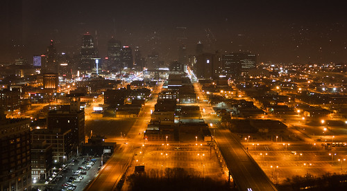 Kansas City from life of Ernest Hemingway