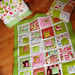 Turteltauben | Love Birds Baby Quilt & Pillows